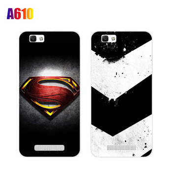 ZTE blade A610 Case,Silicon beautiful Graffiti Painting Soft TPU Back Cover for ZTE A 610 BA610 Phone Protective Case Capa Funda