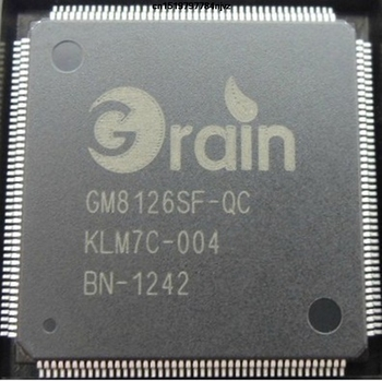 GM8126SF-QC GM8126SF GM8126 QFP 1 ADET